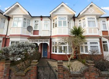 Thumbnail 4 bed terraced house for sale in Graham Avenue, London