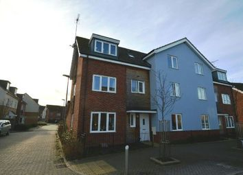 Thumbnail 4 bed semi-detached house for sale in Causey Arch, Broughton Gate, Milton Keynes