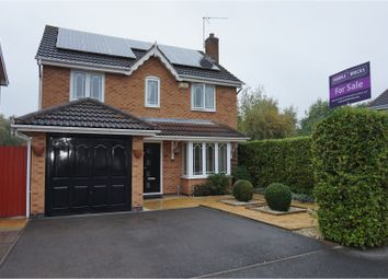 Thumbnail 4 bedroom detached house for sale in Florin Gardens, Long Eaton