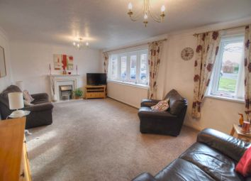 Thumbnail 4 bed detached house for sale in Herring Gull Close, South Beach Estate, Blyth