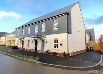 2 bed end terrace house for sale in Dutchbarn Lane, Seabrook Orchards, Exeter EX2