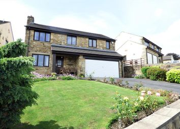 Thumbnail 4 bed detached house for sale in Random Close, Keighley