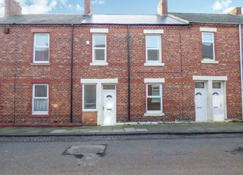 Thumbnail 3 bed terraced house for sale in Wilberforce Street, Jarrow