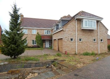 Thumbnail 6 bed detached house for sale in 11 Easby Rise, Eye, Peterborough, Cambridgeshire
