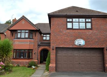 Thumbnail 6 bed detached house for sale in Prospero Drive, Heathcote, Warwick Gates, Warwick