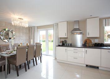 Thumbnail 4 bed detached house for sale in Oak Meadow, Warmingham Lane, Middlewich