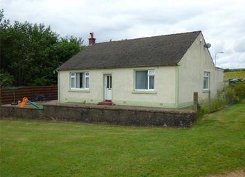 Thumbnail 3 bed detached bungalow for sale in Solway View, Langlands Road, Ecclefechan, Lockerbie