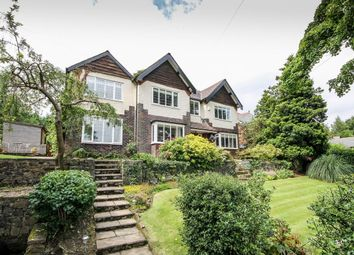 Thumbnail 4 bed detached house for sale in Grange Road, Bromley Cross, Bolton