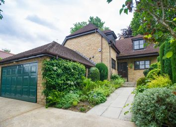 Thumbnail 4 bed detached house for sale in Brincliffe Crescent, Brincliffe, Sheffield