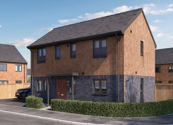 Thumbnail 3 bedroom detached house for sale in The Knighton, Gallows Hill, Warwick