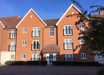 Thumbnail 2 bedroom flat to rent in Sanville Gardens, Stanstead Abbotts, Ware