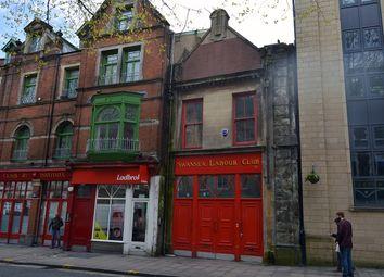 Thumbnail Pub/bar for sale in Wind Street, Swansea