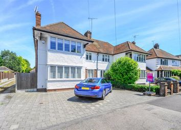 Thumbnail 4 bed semi-detached house for sale in Thorpe Hall Avenue, Southend-On-Sea