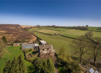 Thumbnail 3 bed detached house for sale in Crag Top House, Crag Top, Farnhill, Keighley