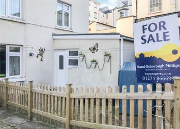 Thumbnail 1 bedroom flat for sale in Fortescue Road, Ilfracombe