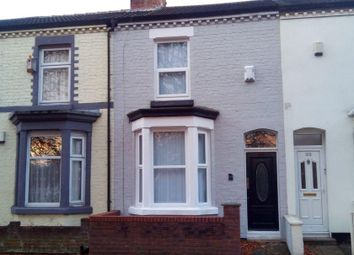 Thumbnail 2 bed terraced house for sale in Greenwich Road, Aintree, Liverpool