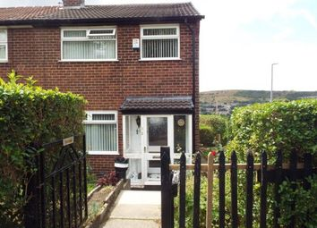 Thumbnail 3 bed end terrace house for sale in Gorse Avenue, Mossley, Ashton-Under-Lyne, Greater Manchester