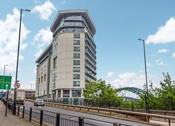 Thumbnail 2 bed flat for sale in Apartment 45, Echo Building West Wear Street, Sunderland, Tyne And Wear