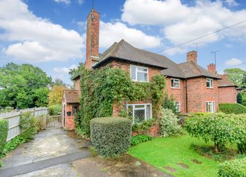 Thumbnail 3 bed semi-detached house for sale in Binhams Meadow, Dunsfold, Godalming