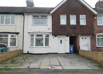Thumbnail 3 bed terraced house for sale in Acanthus Road, Liverpool