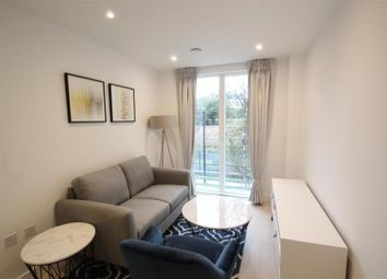 Thumbnail 1 bed flat to rent in Atelier Apartments, Sinclair Road, London