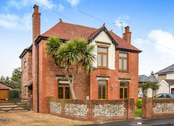 Thumbnail 4 bed detached house for sale in Manor Road, Hayling Island, Hampshire, .