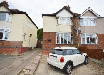 Thumbnail 3 bed semi-detached house for sale in Glenfield Avenue, Nuneaton