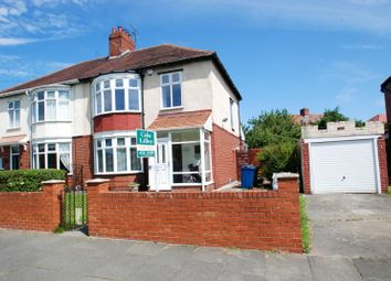 3 bed semi-detached house for sale in King George Road, South Shields NE34