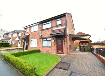 Thumbnail 2 bed semi-detached house for sale in The Shires, St. Helens