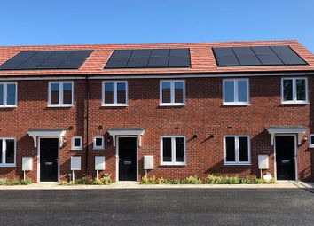Thumbnail 3 bedroom terraced house for sale in Cawston Rise, Trussell Way, Cawston, Rugby