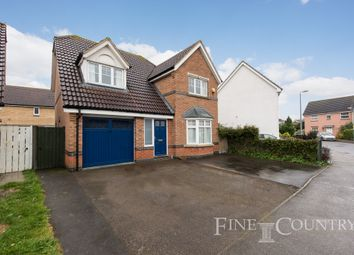 Thumbnail 4 bed detached house for sale in Gulls Croft, Braintree