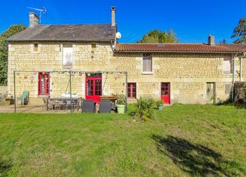 Thumbnail 3 bed property for sale in Monts-Sur-Guesnes, Vienne, France