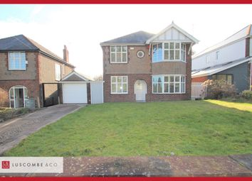 Thumbnail 3 bed detached house to rent in Christchurch Road, Newport