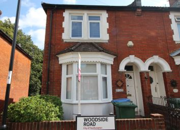 Thumbnail 2 bed end terrace house for sale in Woodside Road, Southampton, Hampshire