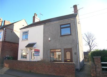 Thumbnail 2 bedroom semi-detached house for sale in Victoria Street, Alfreton