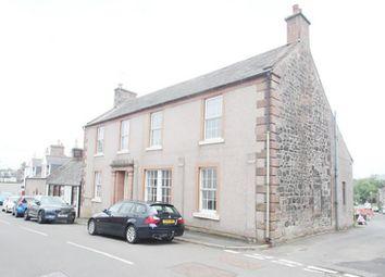 Thumbnail 4 bed detached house for sale in Braeside House, Main Street, Penpont, Thornhill DG34Bp