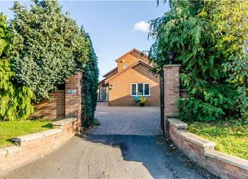 Thumbnail 5 bedroom detached house for sale in Horningsea Road, Fen Ditton, Cambridge