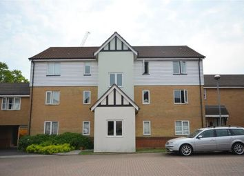 Thumbnail 2 bed flat for sale in Horn Book, Saffron Walden, Essex