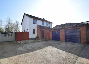 Thumbnail 4 bed detached house for sale in Finningham Road, Walsham-Le-Willows, Bury St. Edmunds