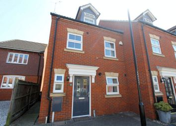 3 bed end terrace house for sale in Monarch Drive, Kemsley, Sittingbourne ME10