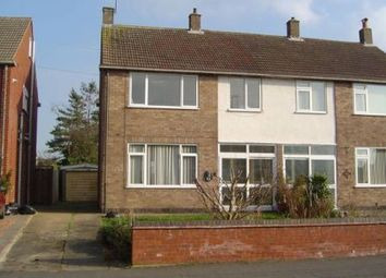 Thumbnail 3 bed semi-detached house to rent in Coppice Road, Whitnash, Leamington Spa