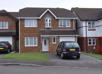 Thumbnail 3 bed detached house to rent in The Gluyas, Goldenbank, Falmouth