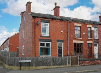 Thumbnail 2 bedroom terraced house for sale in Ladyshore Road, Little Lever, Bolton