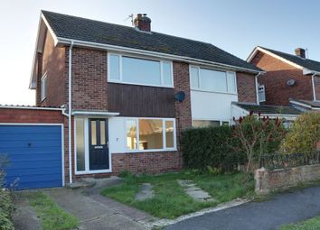 Thumbnail 2 bed semi-detached house to rent in Glendale Road, Tadley