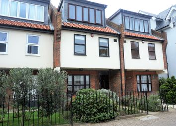 Thumbnail 3 bed terraced house for sale in Church Street, Isleworth