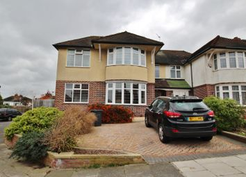 Thumbnail 4 bed semi-detached house to rent in Exeter Road, Southgate