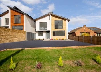 Thumbnail 4 bed detached house for sale in New Barn Lane, Prestbury, Cheltenham