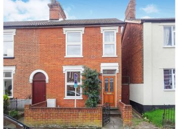 2 bed terraced house to rent in Spring Road, Ipswich IP4