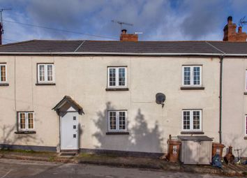 Thumbnail 2 bed terraced house for sale in Shobrooke Village, Shobrooke, Crediton