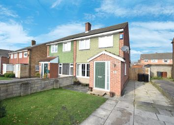 Thumbnail 3 bed semi-detached house for sale in Ribblesdale Avenue, Garforth, Leeds